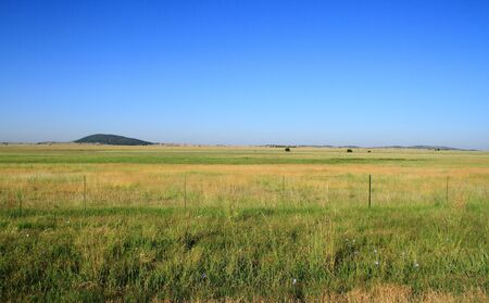 horison: Open spaces - the great outdoors Freestate Province South Africa
