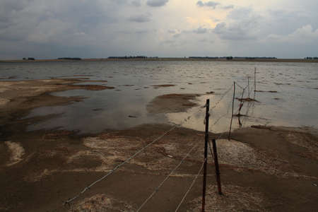 desolation: Desolation - a lake laid waste by toxic mining water