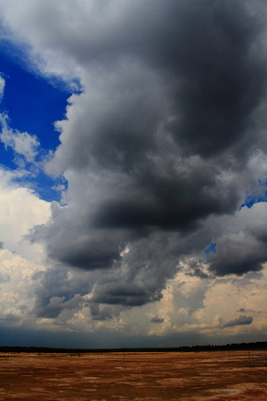austere: Every dark cloud has a silver lining