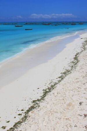 unspoilt: Sun drenched beaches in Africa