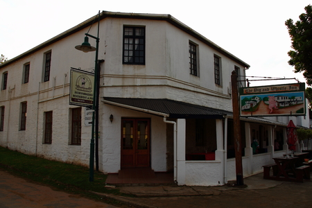 inn: The Pig and Whistle Inn Bathurst Eastern Cape South Africa