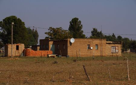 northwest africa: Rural living in the Northwest Province, South Africa