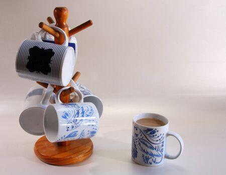 landscape format: Coffee mugs - landscape format