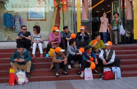 tourism industry: Internal tourism industry - China Editorial