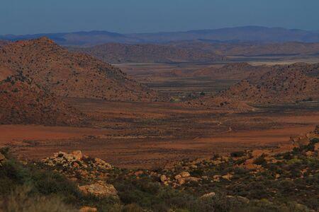 Landscape Northern Cape Province South Africa