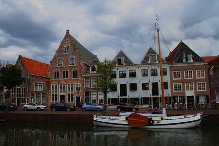 netherlands: Sailing lifestyle Hoorn Netherlands Editorial