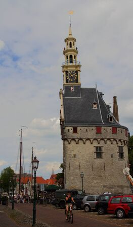 hoorn: Lifestyle and travel Hoorn the Netherlands Editorial