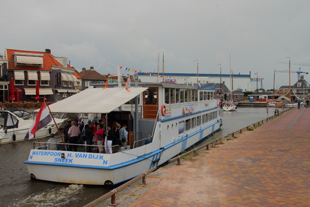 Lemmer the Netherlands lifestyle and travel street photographs Editorial