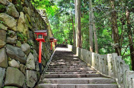 Kyoto Kurama-Dera Temple