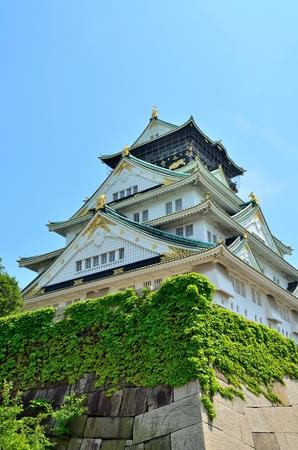 osaka castle: Osaka Castle