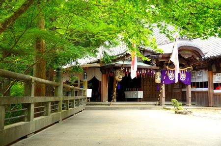 omotesando: Shiga tachiki Kannon Editorial