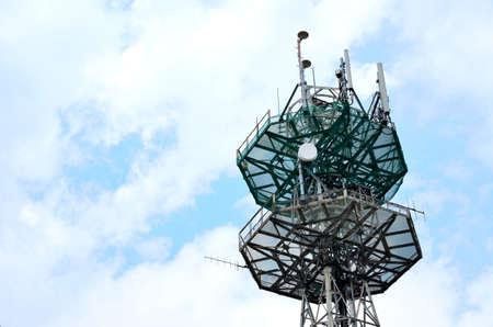 radio tower: Radio tower