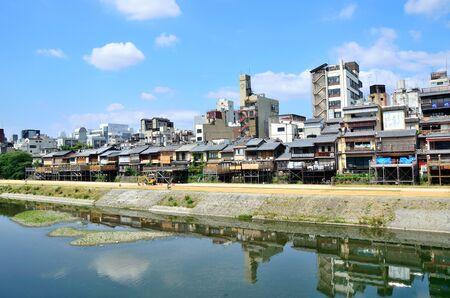 Kyoto kamogawa