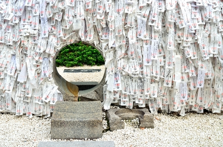 matchmaking: Kyoto Yasui konpira shrine Richmond marriage monument
