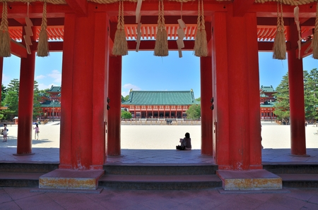 respondent: Kyoto Heian Jingu Shrine
