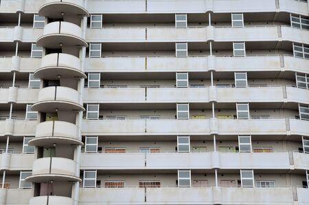 Apartment 写真素材