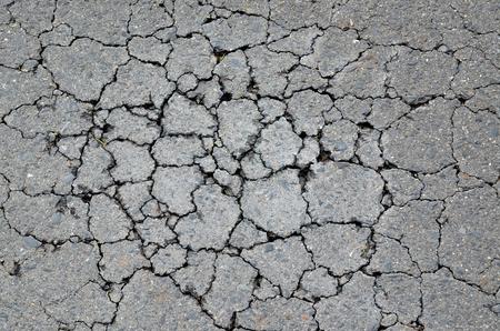 Asfalto crack