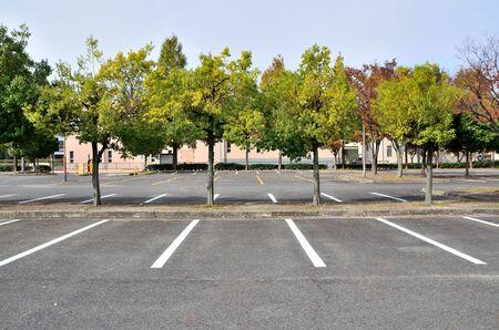 Parking 写真素材