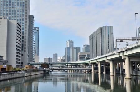 Osaka dojima River