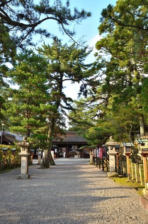tout: Takebe shrine