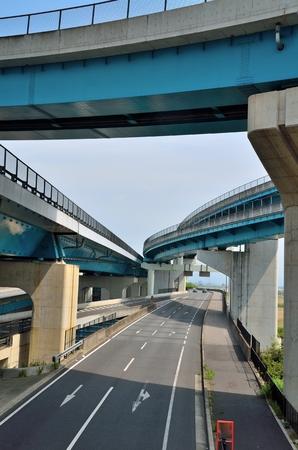 jct: Kumiyama junction Stock Photo