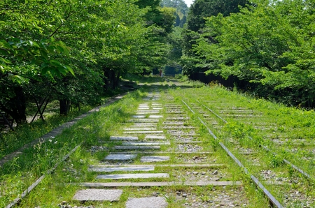 to incline: Kyoto incline