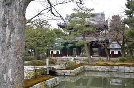 hojo: Kyoto kennin-ji Temple