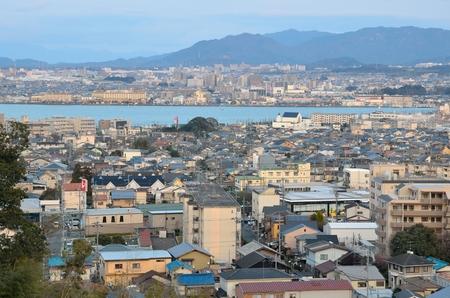 Otsu City landscape Stok Fotoğraf - 82580124