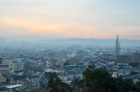 Otsu City landscape Stok Fotoğraf - 83150456