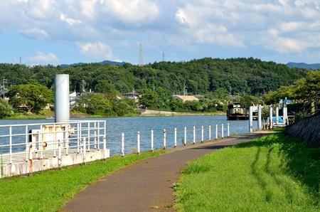 Seta River of Shiga