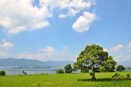 Lake Biwa Lakeside