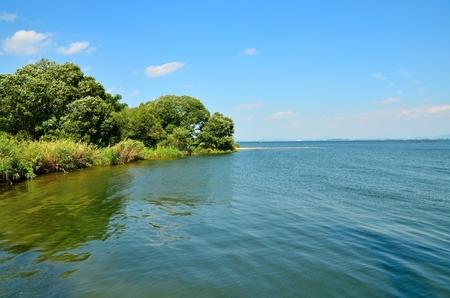 Lake Biwa Stok Fotoğraf - 96708167