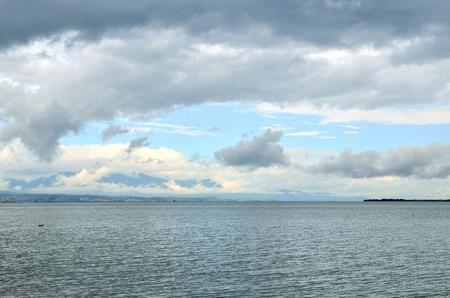 Lake Biwa Stok Fotoğraf - 122822981