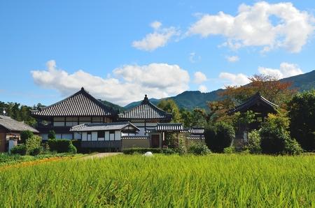 Asuka Temple in Nara
