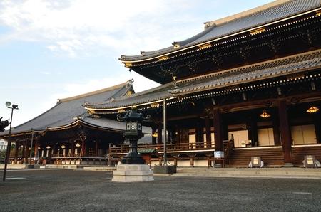 Kyoto Higashi hongan-ji Temple