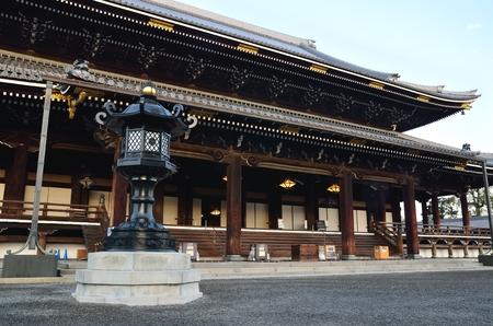 Kyoto Higashi hongan-ji Temple 写真素材 - 122809744