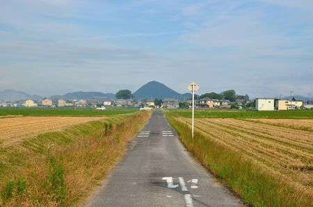 The countryside of Japan 写真素材
