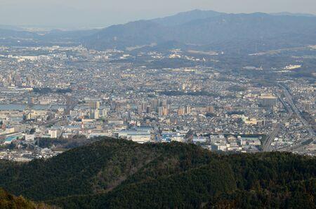 Urban Landscape of Shiga