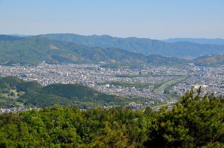 View from Kyoto Trail