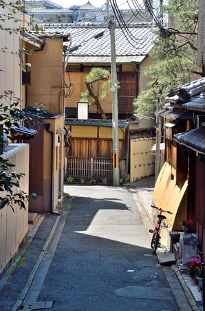 Townscape of Kyoto 報道画像