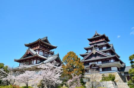 Fushimi Momoyama Castle in Kyoto