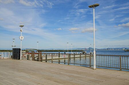 Otsu Port in Shiga