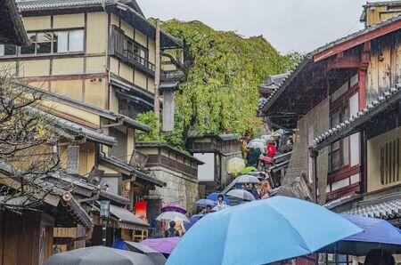 Sannenzaka in Kyoto