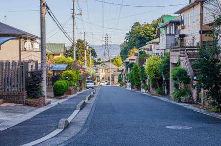 Residential road