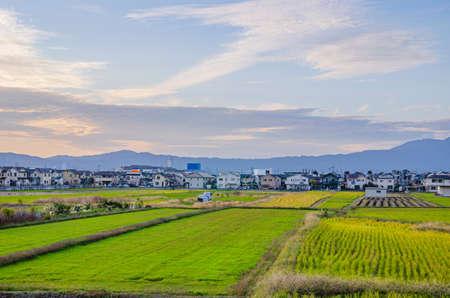 Countryside in Shiga Prefecture