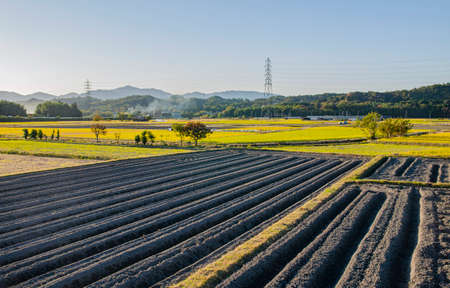 Countryside in Shiga Prefecture