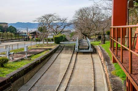 Kyoto keage incline
