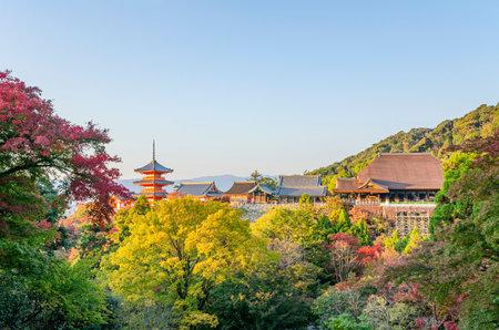 Kyoto Kiyomizu-dera Temple