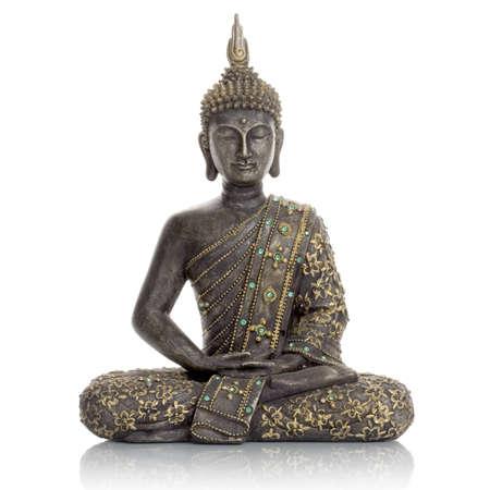 antik: buddha Stock Photo