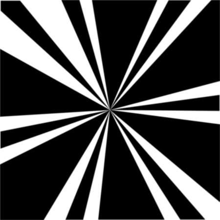 Black and white starburst background design, good for wallpaper, background, design etc Stock Photo - 760989